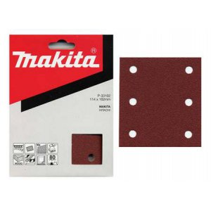 Makita P-33087 brusný papír 114x102K40,