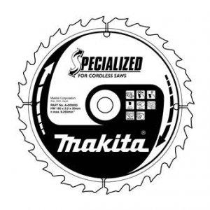 Makita B-09173 pilový kotouč 165x20mm, 24 zubů