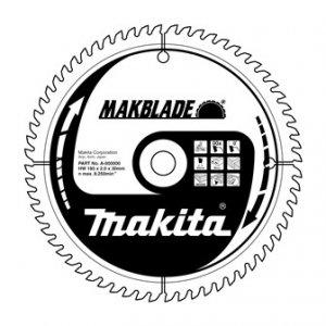 Makita B-09008 pilový kotouč 250x30 60 zubů