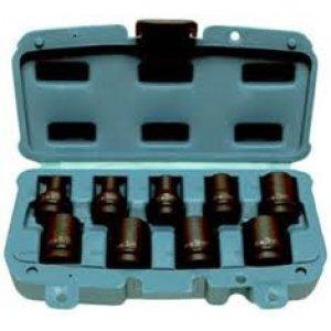 Makita P-46953 9. dílná sada nástrčkových klíčů 1/2''