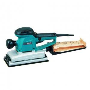 Vibrační bruska s regulací 115x229mm,330W,systainer
