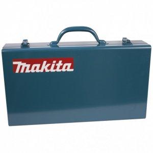 plechový kufr