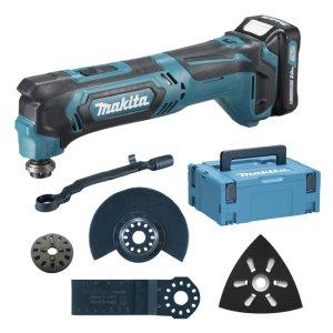 Aku Multi Tool s příslušenstvím Li-ion 10,8V/2,0Ah CXT