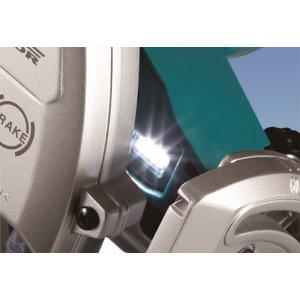 Aku okružní pila s AWS Li-ion LXT 2x18V bez aku   Z - LED osvětlení