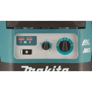 Aku-vysavač s AWS Li-ion LXT 2x18V,bez aku   Z - Ovládací panel