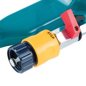 Aku rozbrušovací pila 230mm, Li-ion LXT 2x18V,bez aku   Z - Připojení chlazení