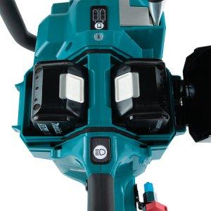 Aku rozbrušovací pila 230mm, Li-ion LXT 2x18V,bez aku   Z - Kryt akumulátoru