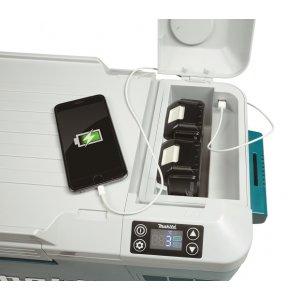 Aku chladící a ohřívací box Li-ion LXT 2x18V,bez aku   Z - Foto 2