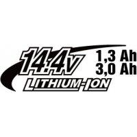 Li-ion 14,4V