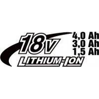 Li-ion 18V