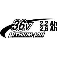 Li-ion 36V